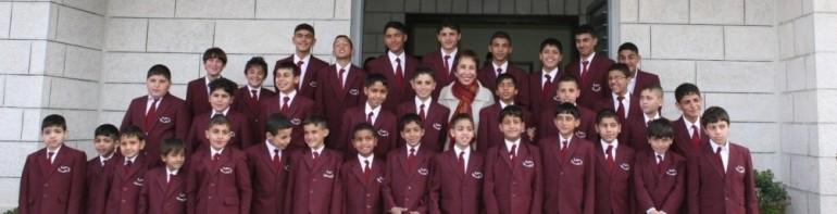 boys in suit
